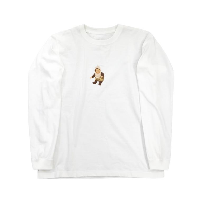 itsukiの俺T Long sleeve T-shirts