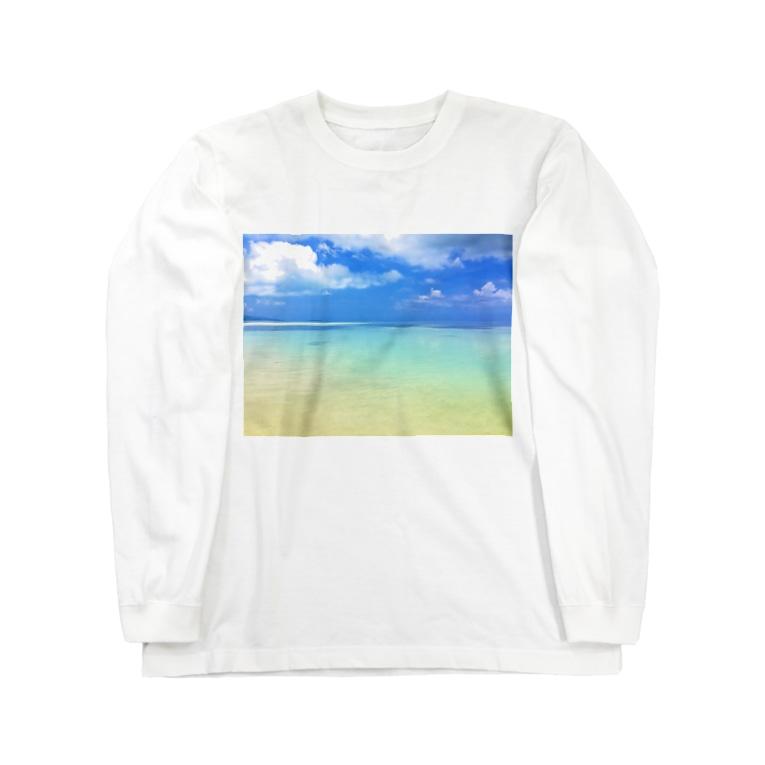 mizuphoto.comのeye candy Long sleeve T-shirts
