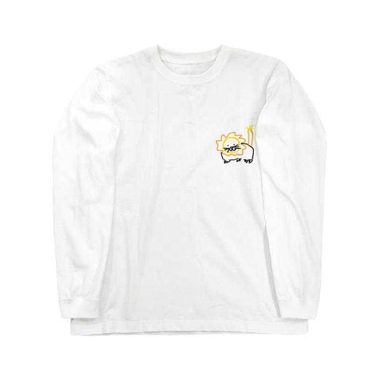 いもうとのモモオンくん Long sleeve T-shirts