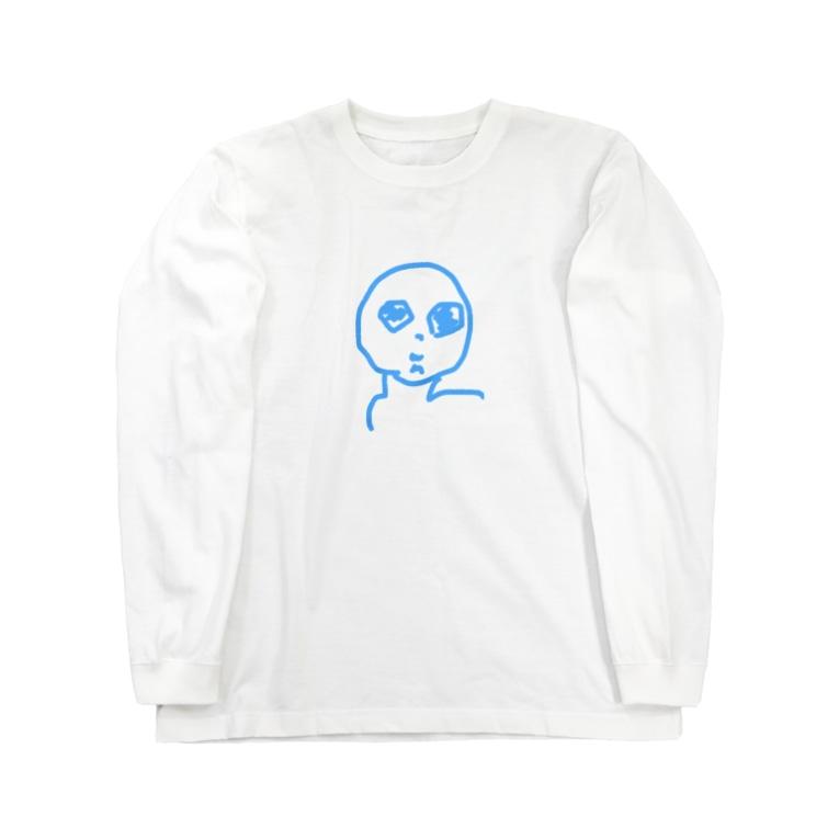 ONENJIのハロー Long sleeve T-shirts