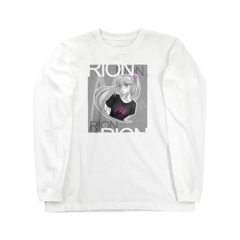 keita屋のRION MONOMODE M Long sleeve T-shirts