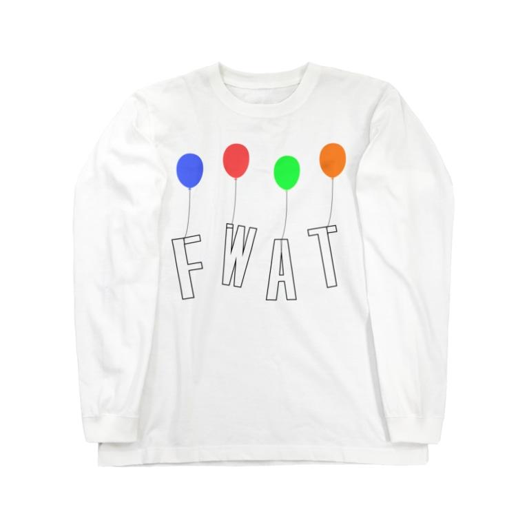 TuneBsideのFWAT Long sleeve T-shirts