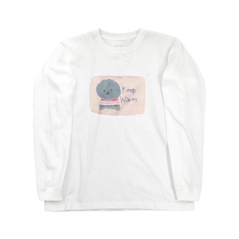 OnlywanのKeep warm Long sleeve T-shirts
