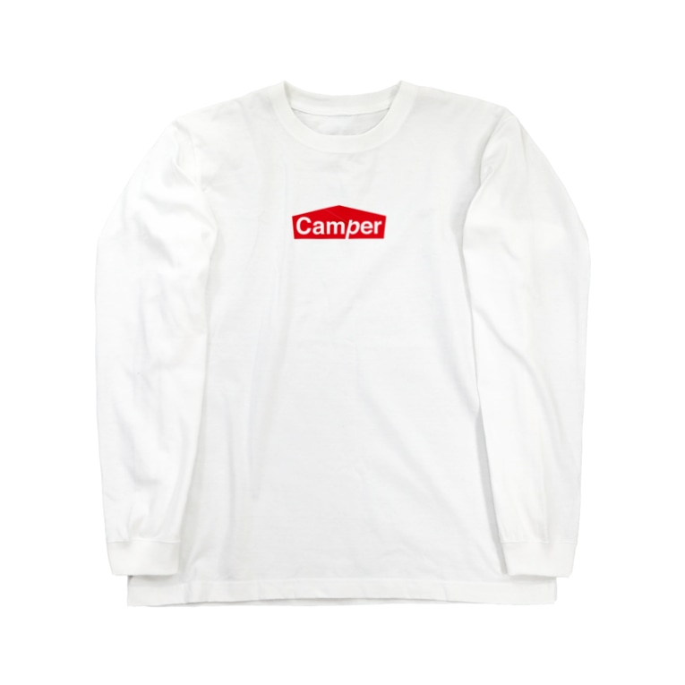 【Camper】 byソトリストのCamper by ソトリスト Long sleeve T-shirts