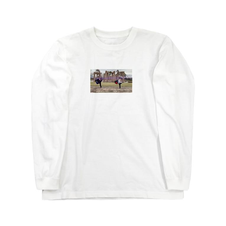 Yotton@FUNKYCREWのファンキーT Long sleeve T-shirts