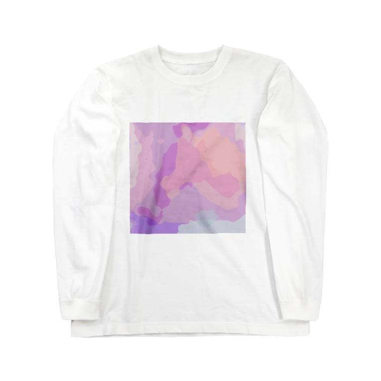 oka__のnuance Long Sleeve T-Shirt