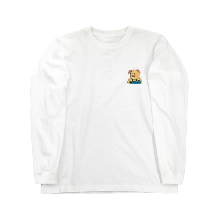 pay_jpの精進せい家(しょうじんせいや) Long sleeve T-shirts