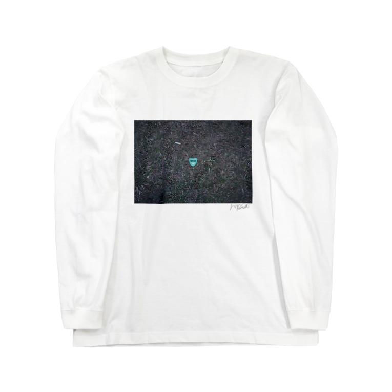 honami kawaiの友の証し Long sleeve T-shirts