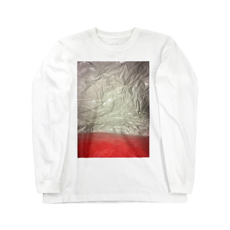 半年寝太郎のPapoose Long sleeve T-shirts
