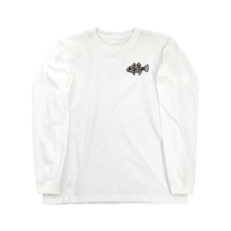snaggedgorillaのマダラテンジクダイ Long Sleeve T-Shirt