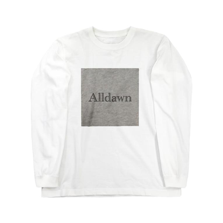 AlldawnのAIIdawn Long sleeve T-shirts