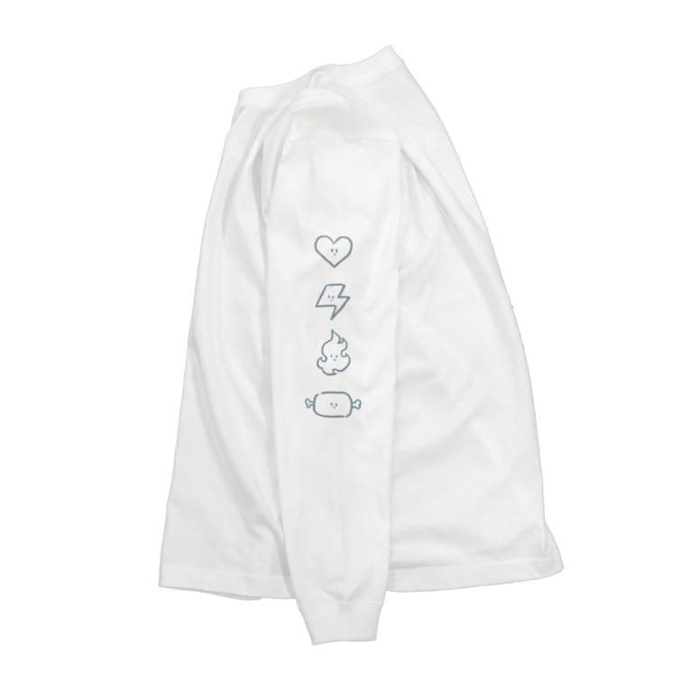 みぞぐちともやのハートビートヒートミート Long Sleeve T-Shirt