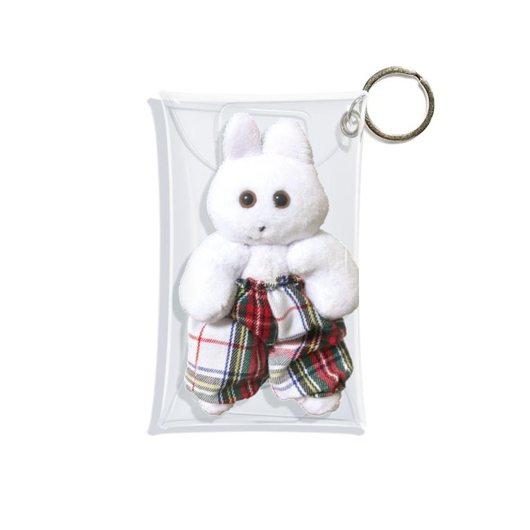 RAITYO TSUMEのKINTARO! Mini Clear Multipurpose Case