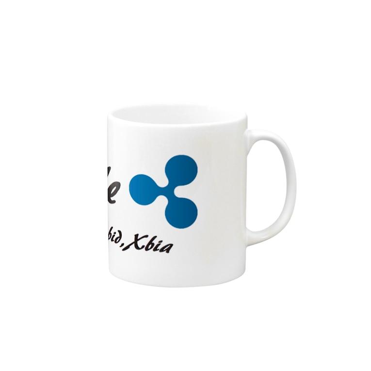 BBdesignのリップル1 Mugs