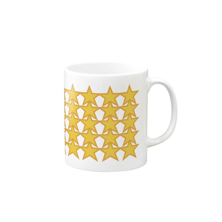 AROMA☆LOVELYの☆STAR☆ Mugs