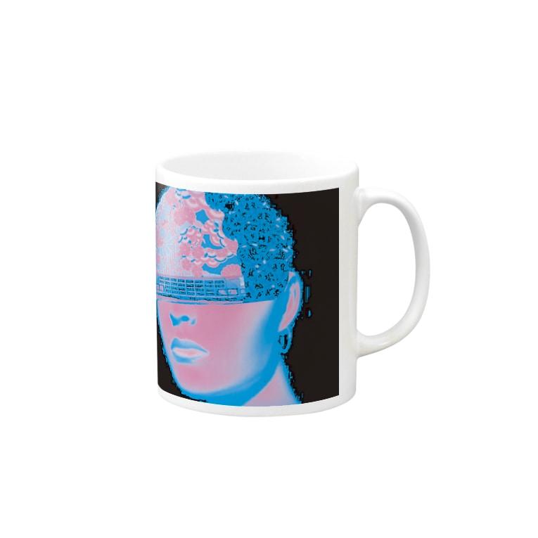 tjtのタイムトラベラー Mugs