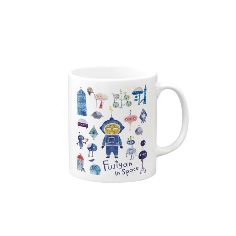 gokenncyou_1231の宇宙 Mugs