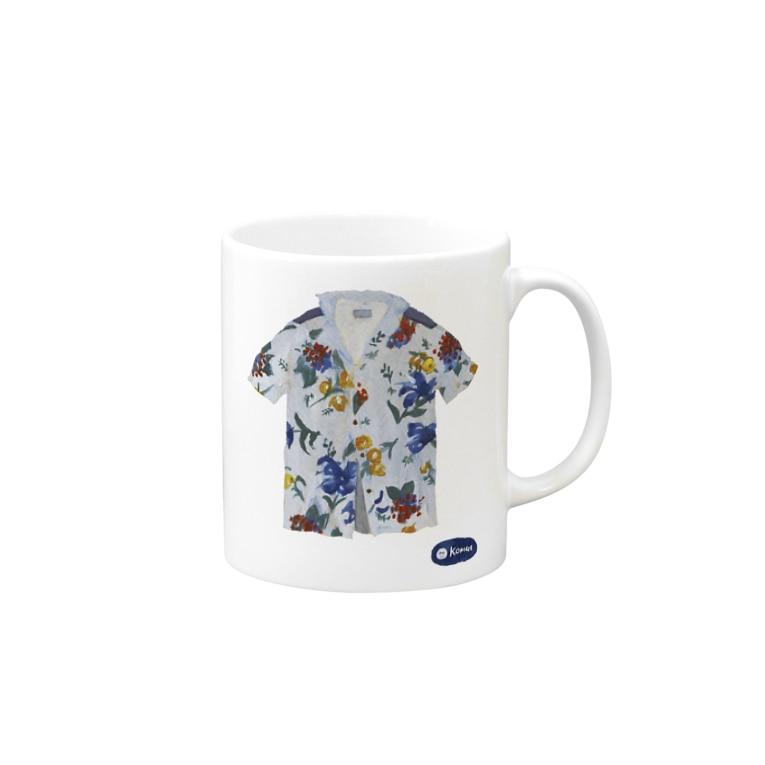 gokenncyou_1231のシャツ Mugs