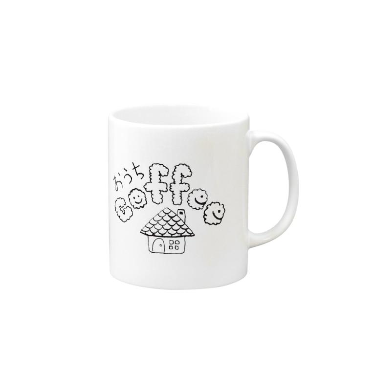 ouchi-coffee-laymeのおうちコーヒー Mugs