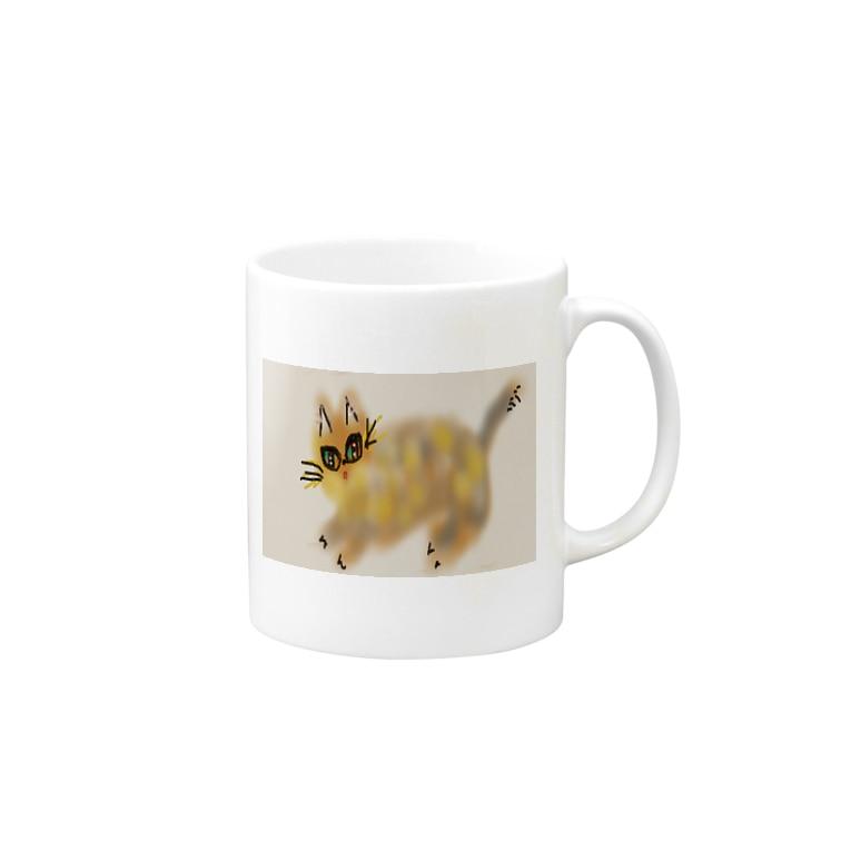 akapipiのチロリン Mugs