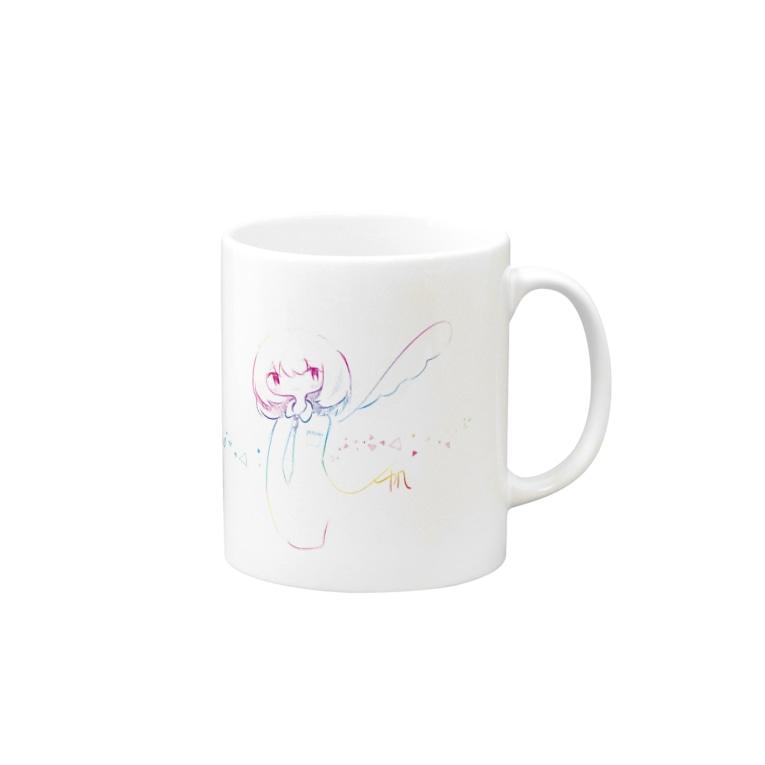 なないろLab.のレインボーガール3 Mugs
