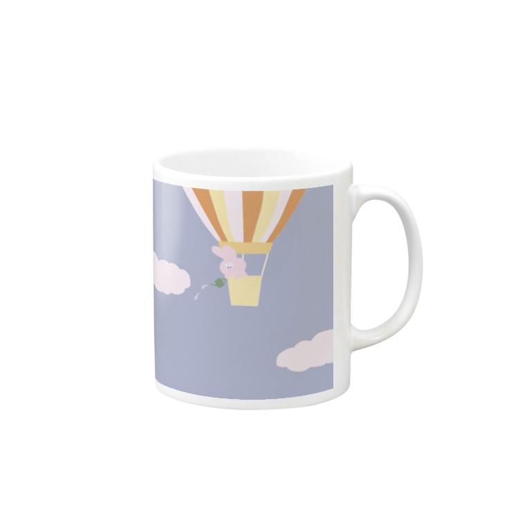 あおぐみの春雨ミミガー Mugs