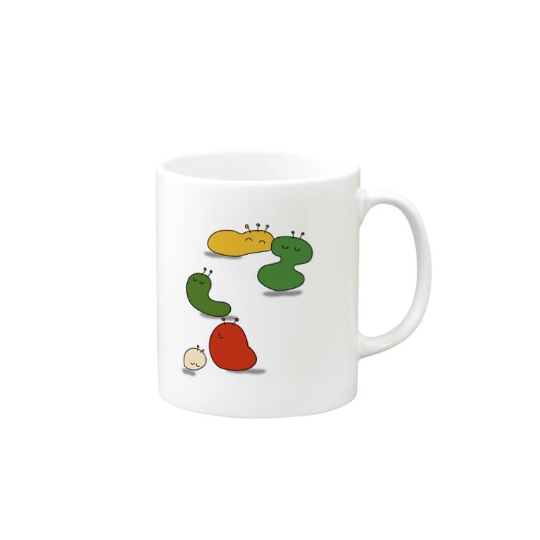 CNCGの菌類 Mugs