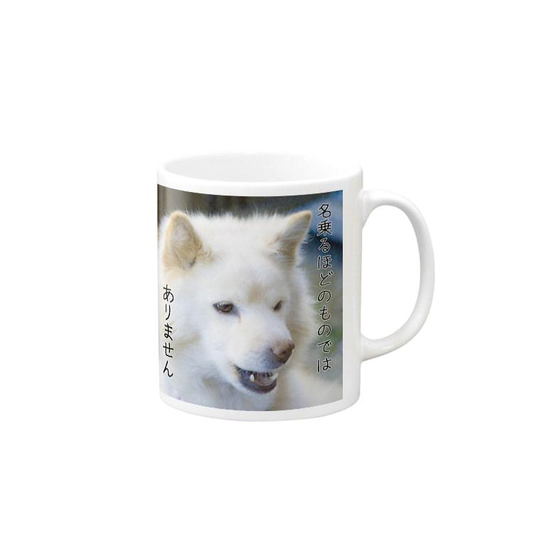 こみゐ本舗-レンズキャップをデコる人の名乗るほどのものではありません Mugs
