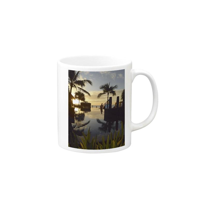 jetglassの楽園 Mugs