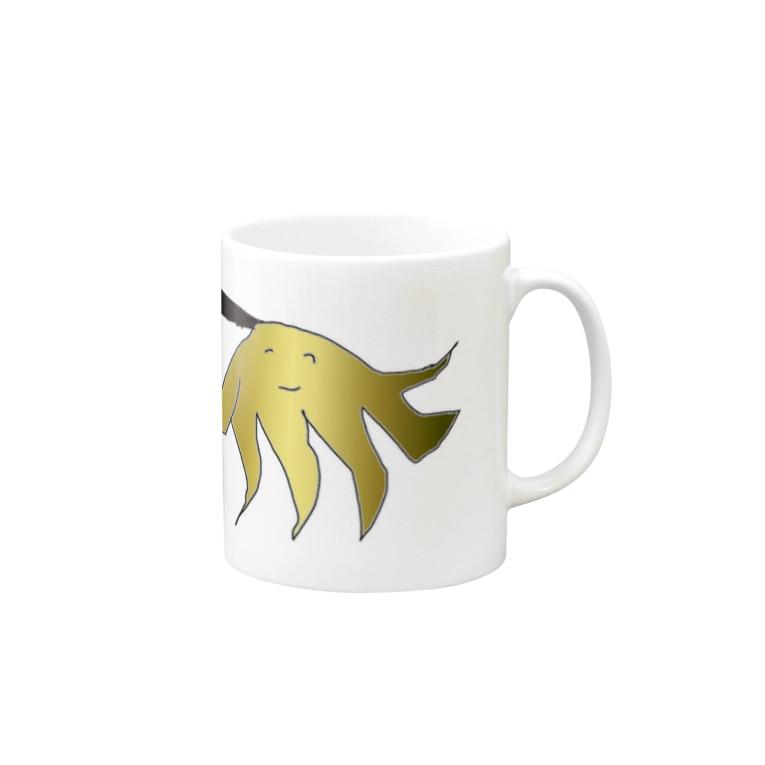 水草のハンディモップくん7 Mugs