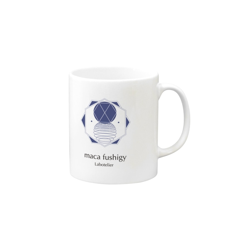 いわーなまいのmaca fushigy Mugs