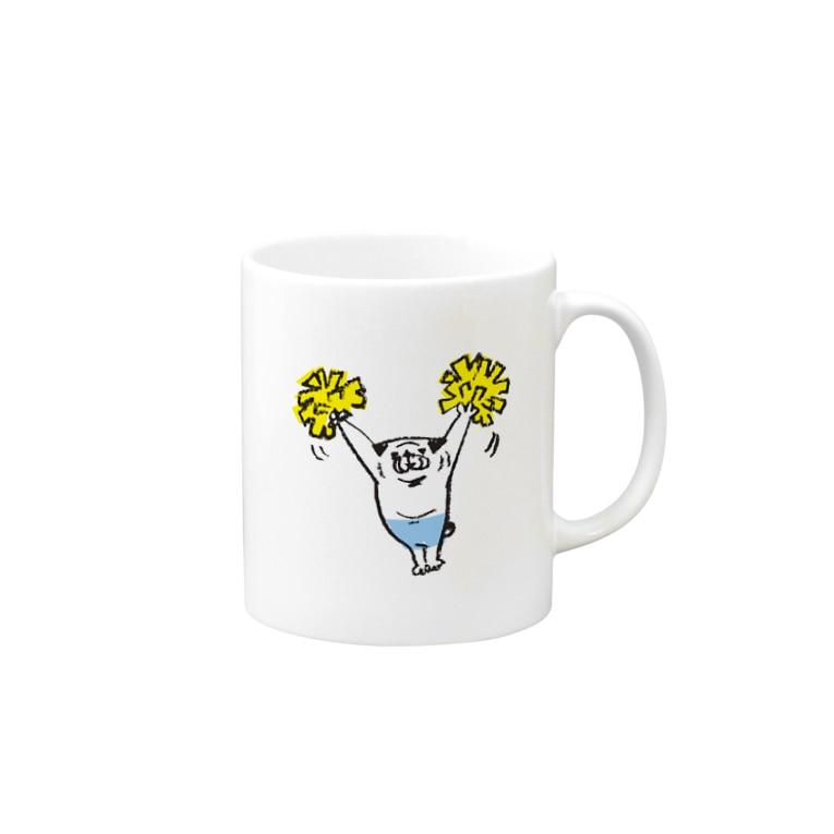 hanakaのぱぐぱぐ組体操(プログラムNo.1チア) Mugs