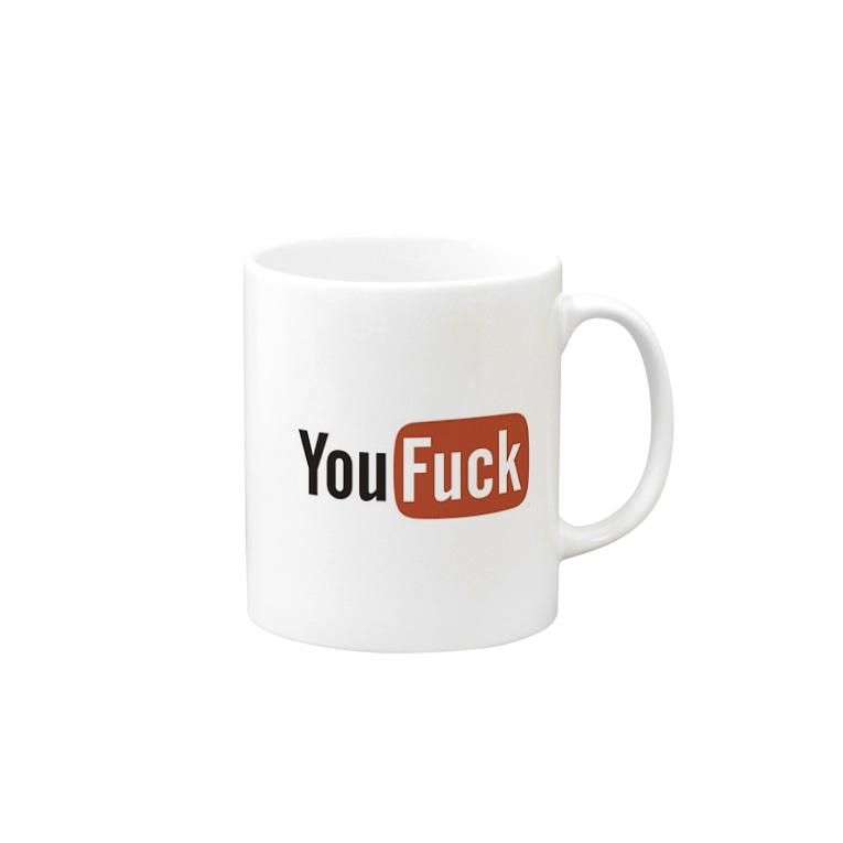 COPYL STOREのYouF○ck Mugs