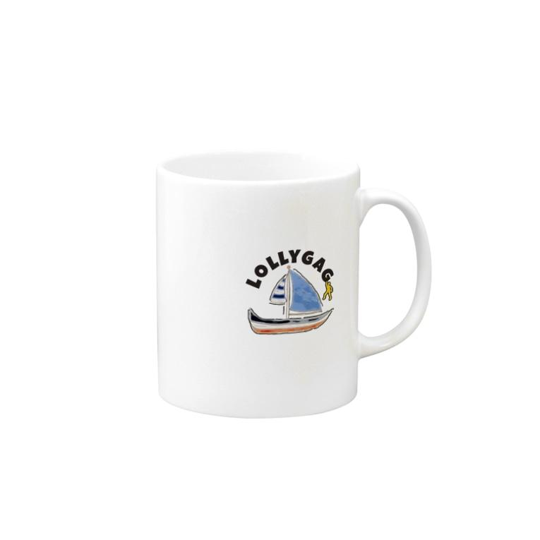 kのLOLLYGAG Mugs