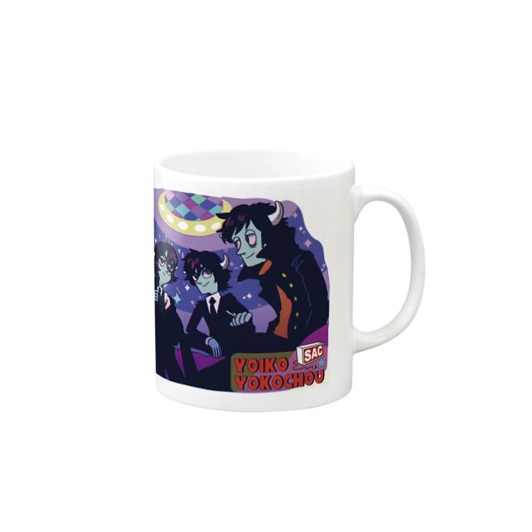 SAC SHOPのMACARONI CUP Mugs