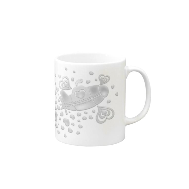 AURA_HYSTERICAのRomance_On_A_Submarine Mugs