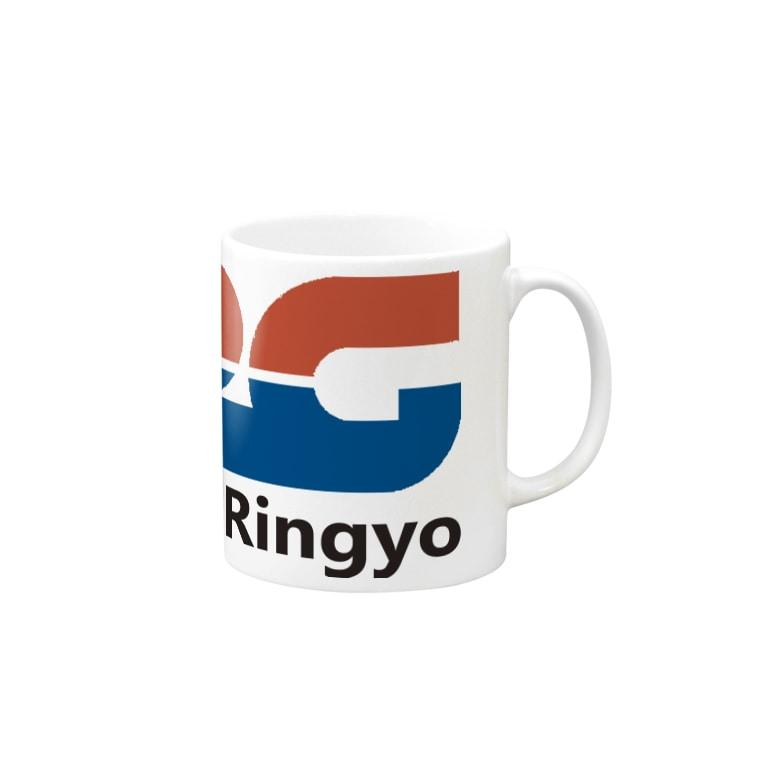 長州変態維新の会 のNakamura Ringyo WORKS  Mugs