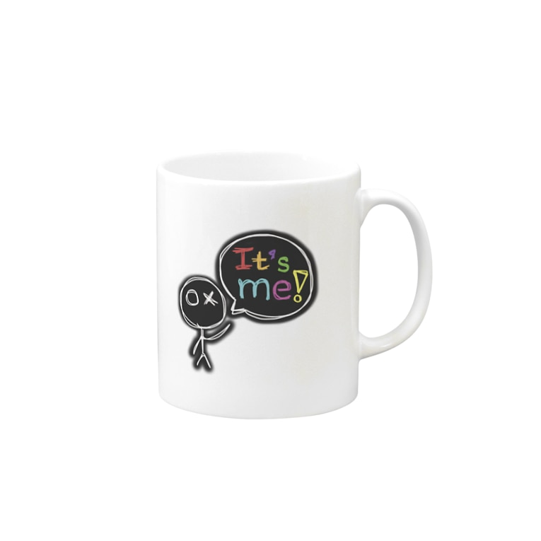 「It's me!」shopのIt's me! Mugs
