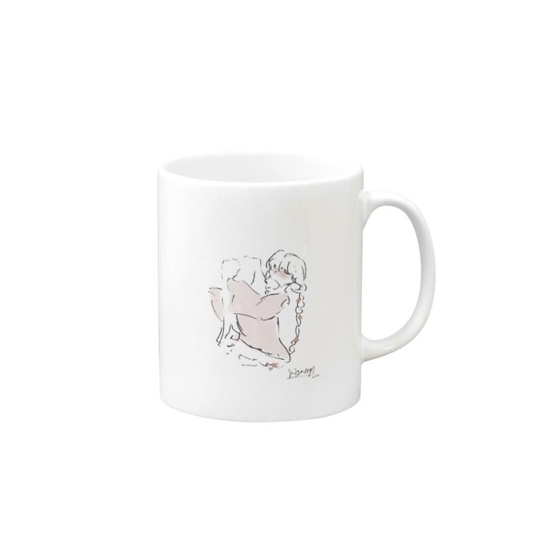 kisaragi0405のみつあみちゃん Mugs