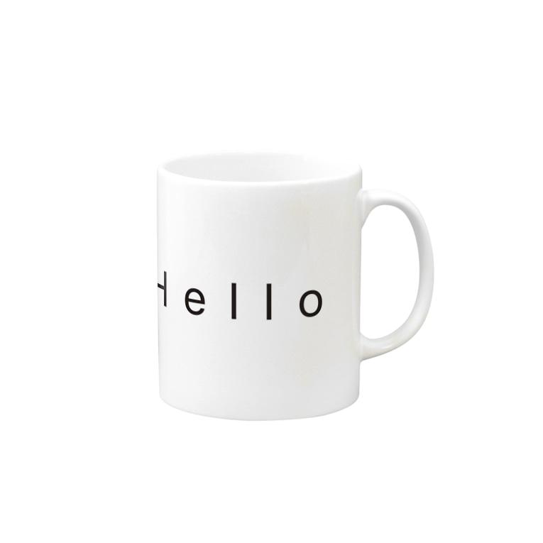 ririのHello Mugs