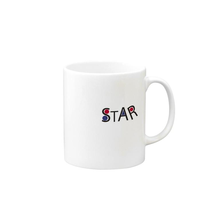 kenta15686のSTARシリーズ Mugs