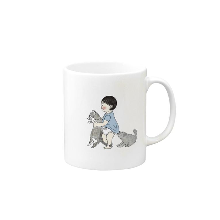 tabiharuの幼なじみ Mugs