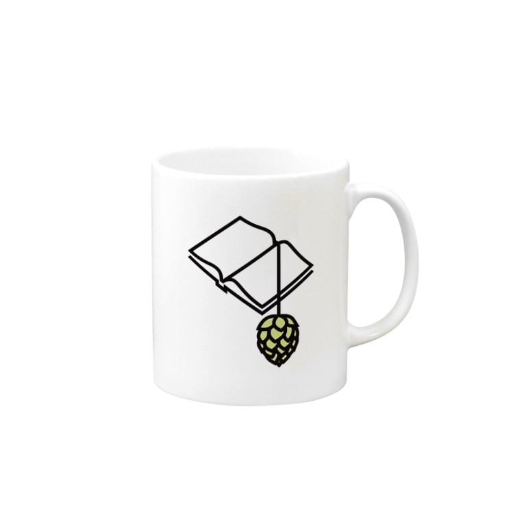 BREWBOOKS あなご支店のBREWBOOKSマグカップ Mugs