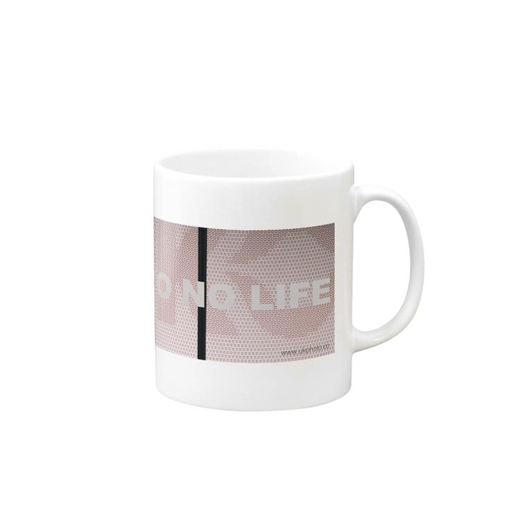 ukphotoのNO PHOTO NO LIFE Mugs
