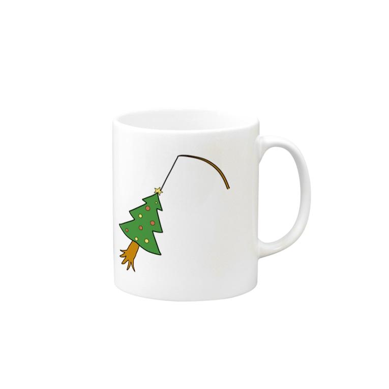 chanAOのツリー Mugs