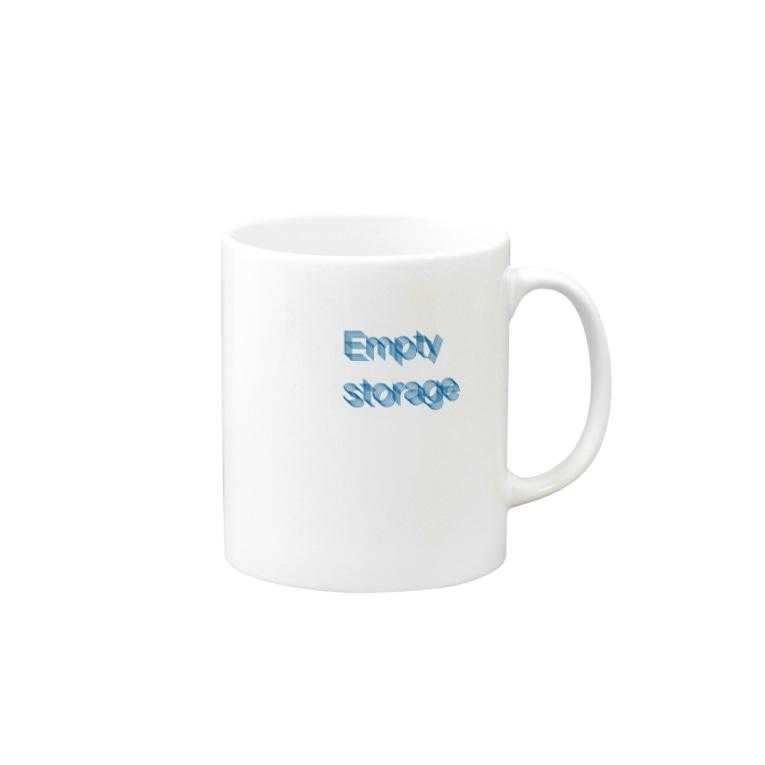 空置き場店のEmpty storage 〜空置き場〜 Mugs