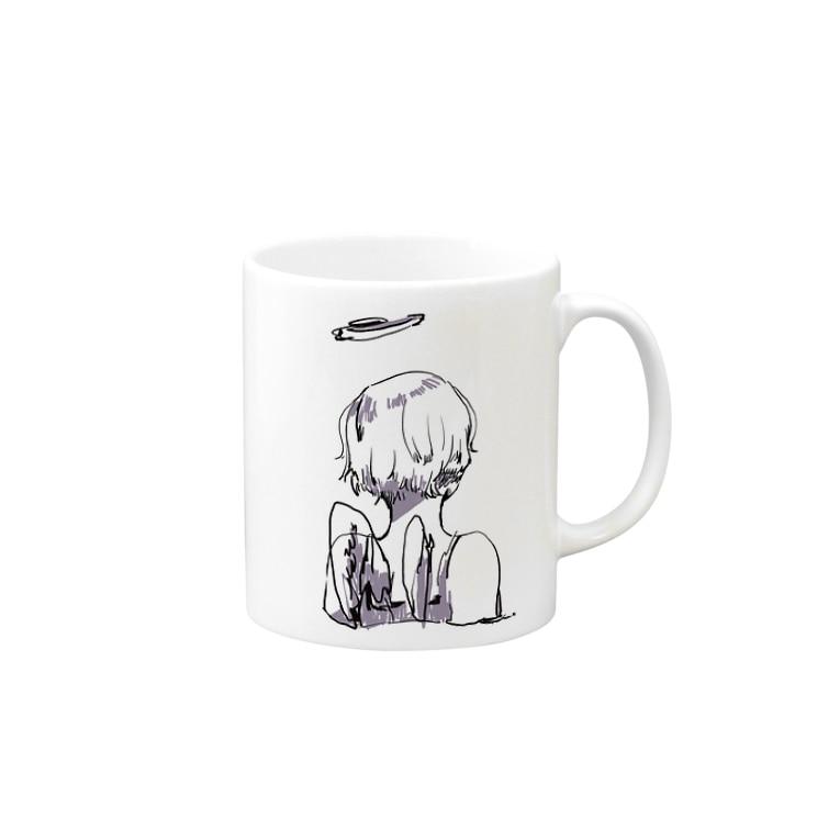 ゆののC1/C1 (purple) Mug