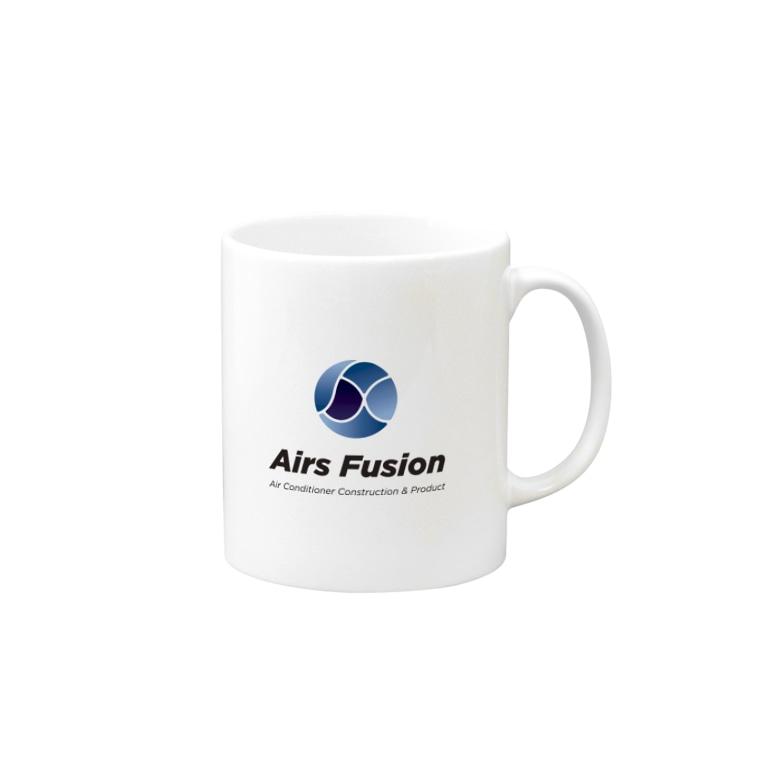 コレデ オンラインショップのAirs Fusion Mugs