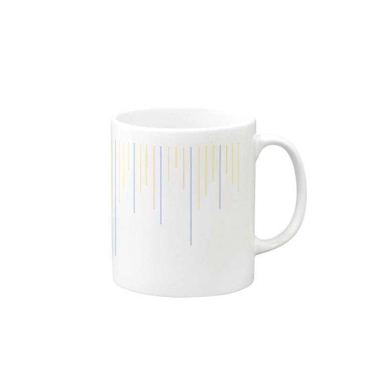 つめくさカップ店のひざし Mugs