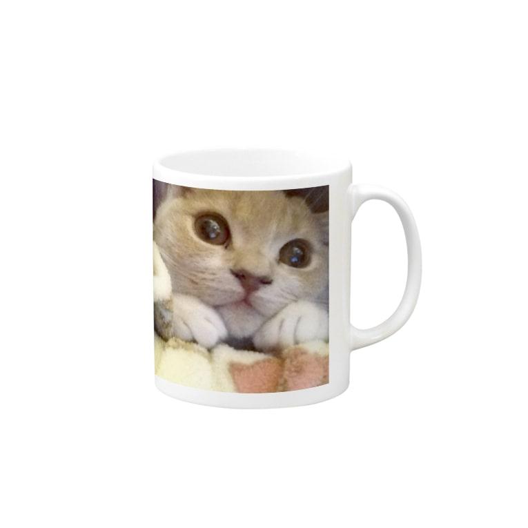 agogapaaaaanのらあめん Mugs